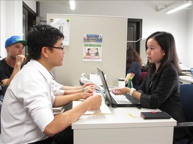 Le Japon lance des services de consultations en vietnamien pour les travailleurs vietnamiens hinh anh 1