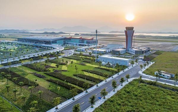 L'aeroport international de Van Don, «premier aeroport du nouvel aeroport d'Asie 2019» hinh anh 1