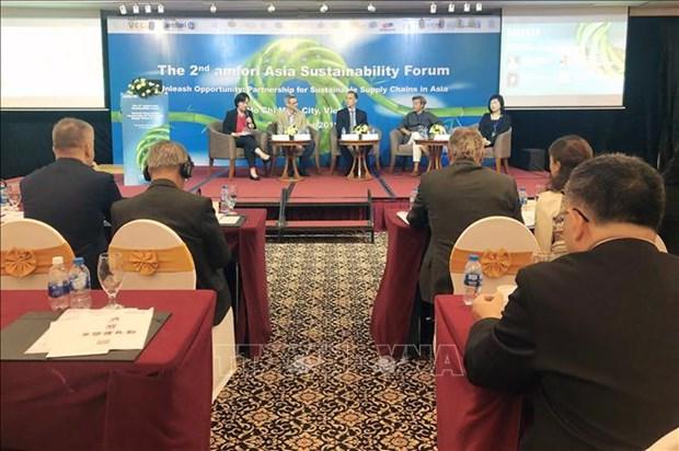 Aider les entreprises vietnamiennes a participer aux chaines d'approvisionnement mondiales hinh anh 1