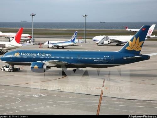 Vietnam Airlines ouvre une nouvelle ligne aerienne Da Nang-Quang Ninh hinh anh 1