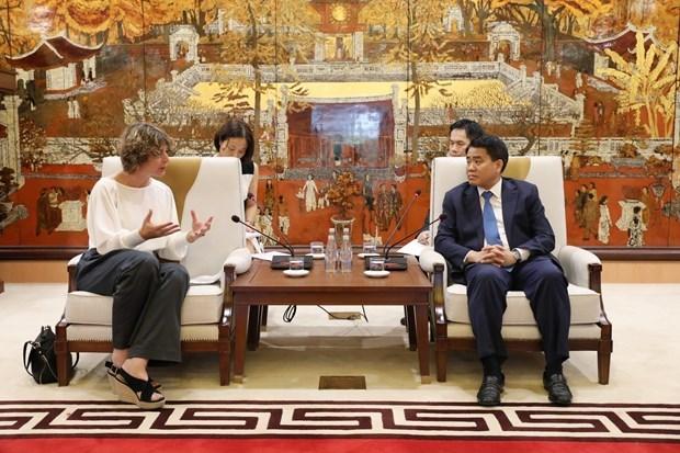 Hanoi renforce sa cooperation culturelle avec les Pays-Bas hinh anh 1