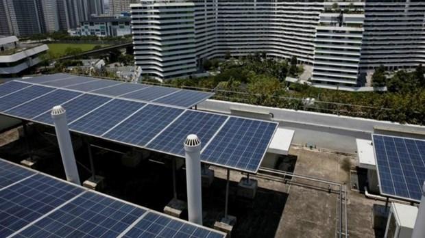 Singapour envisage d'augmenter sa production d'energie solaire hinh anh 1