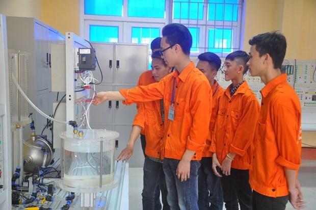 La province de Vinh Phuc favorise la creation d'emplois pour les travailleurs locaux hinh anh 1