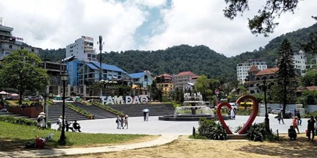 Vinh Phuc accueille plus de 15,5 millions de touristes en trois ans hinh anh 1