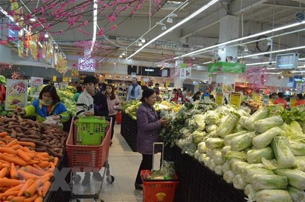 Vinh Phuc realise un chiffre d'affaires eleve dans les ventes des biens et des services hinh anh 1