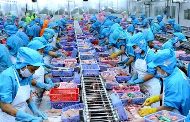 Le Vietnam a de la 8e Exposition internationale sur la peche et l'aquaculture d'Algerie hinh anh 1