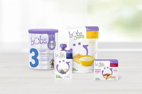 Le lait maternise Bubs d'Australie sera officiellement distribue au Vietnam via BiboMart hinh anh 1