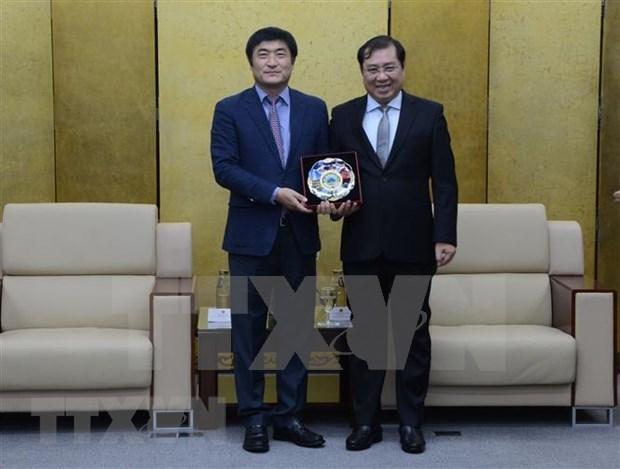 La Republique de Coree aide la ville de Da Nang a reduire les risques de catastrophes naturelles hinh anh 1