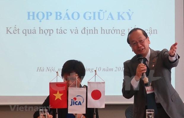 La JICA s'est engagee a soutenir le Vietnam dans ses strategies a long terme hinh anh 1