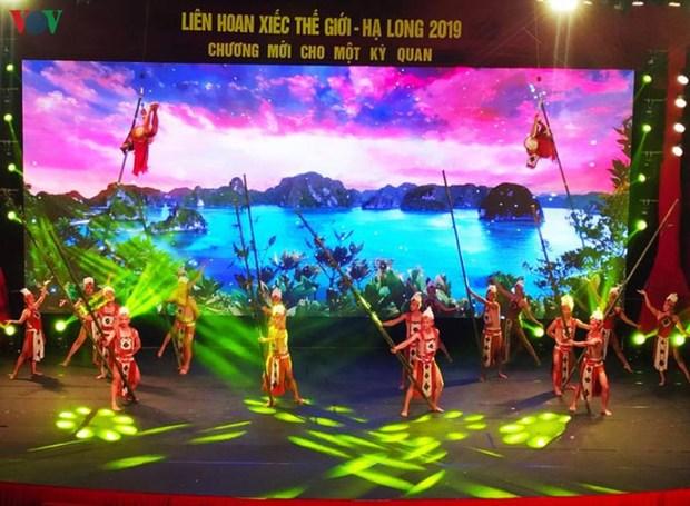 Ouverture du Festival mondial du cirque d'Ha Long 2019 hinh anh 1