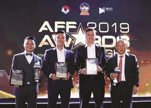 AFF Awards 2019 : le Vietnam sort grand vainqueur hinh anh 1