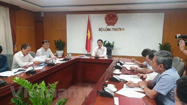 Ministre de l'Industrie et du Commerce: Creer de la motivation pour le developpement de l'industrie hinh anh 2