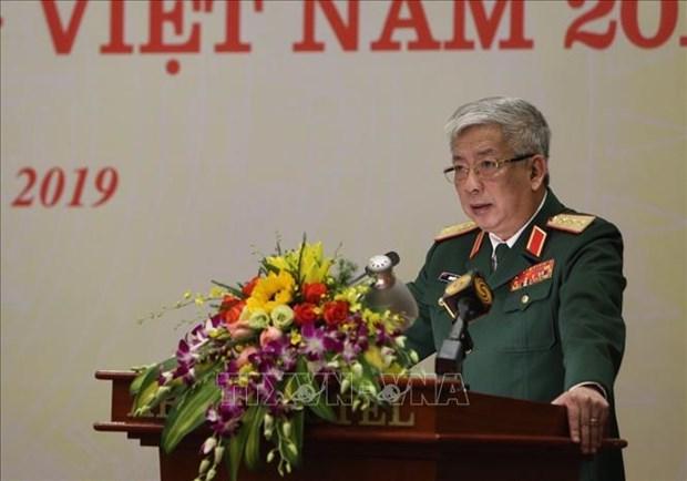 Presentation des conferences et manifestations militaires de l'ASEAN en 2020 hinh anh 1