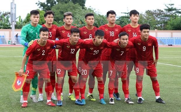 Une delegation sportive du Vietnam part pour les SEA Games 30 hinh anh 1