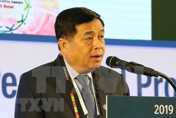 La premiere Conference ministerielle du Partenariat economique Vietnam-Australie hinh anh 1