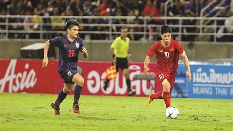 Classement FIFA : le Vietnam en tete de l'Asie du Sud-Est hinh anh 1