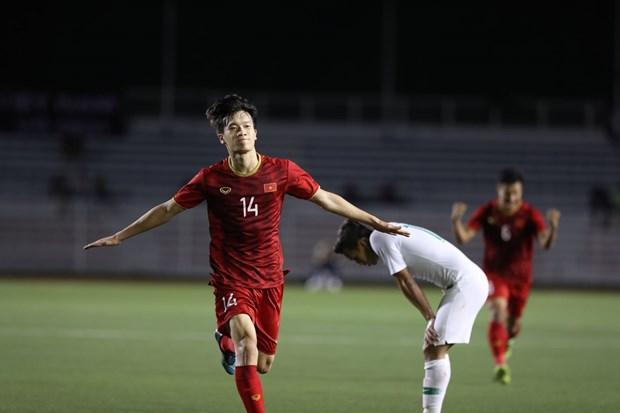 SEA Games 30: l'AFF a felicite Hoang Duc pour son