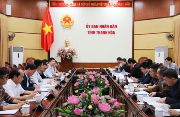 Envision Energy souhaite construire un parc eolien a Thanh Hoa hinh anh 1