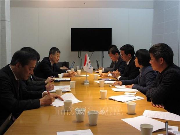 Le Japon pret a aider le Vietnam a mieux affronter les catastrophes naturelles hinh anh 1