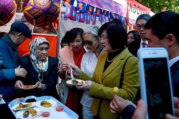 Festival de la gastronomie international 2019 a Hanoi hinh anh 1