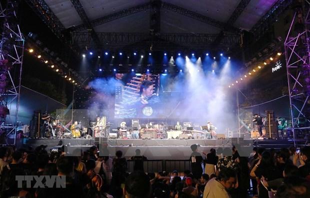 Cloture du Festival international de musique de Ho Chi Minh-Ville - HOZO 2019 hinh anh 1