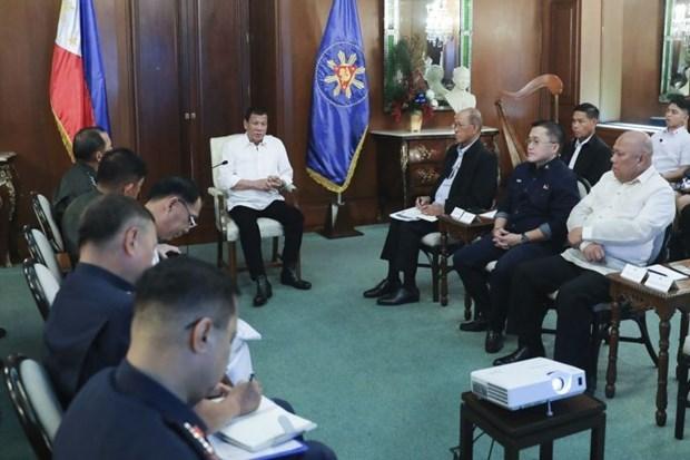 Les Philippines s'efforcent d'assurer la securite de leurs travailleurs au Moyen-Orient hinh anh 1