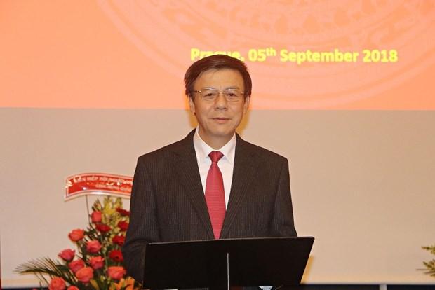 Vietnam et Republique tcheque fetent les 70 ans de leurs relations diplomatiques hinh anh 1