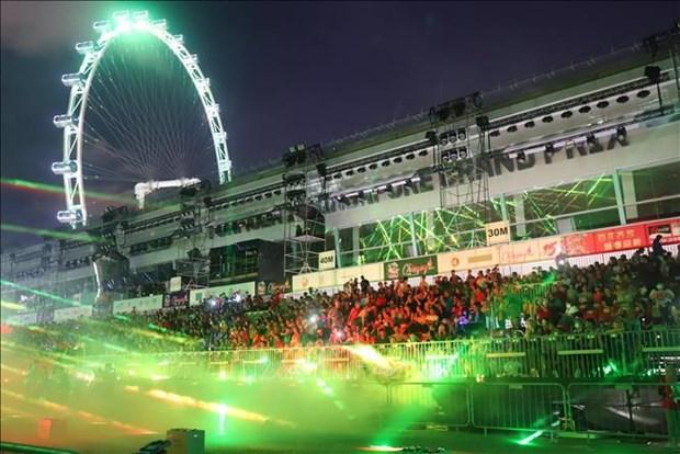 Le Vietnam a la Chingay Parade 2020 a Singapour hinh anh 1