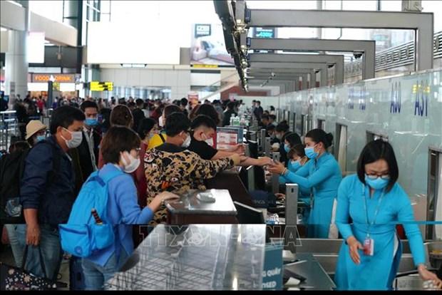 Coronavirus : suspendre les vols entre le Vietnam et la Chine a partir du 1er fevrier hinh anh 1