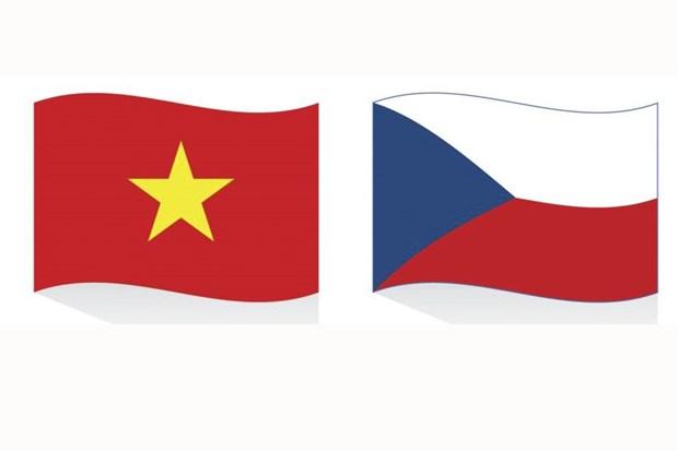 Felicitations pour les 70 ans des liens diplomatiques Vietnam-Republique tcheque hinh anh 1