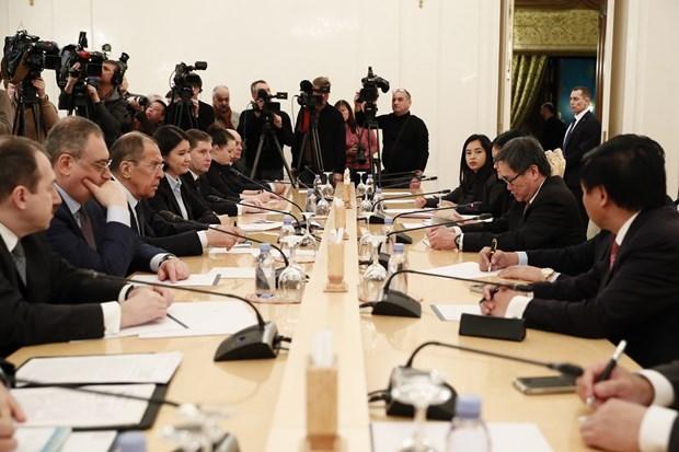 Promouvoir le partenariat strategique Russie-ASEAN hinh anh 1
