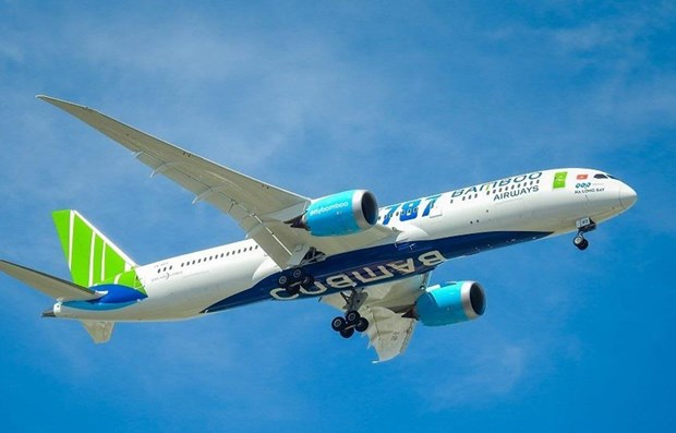 Bamboo Airways va exploiter la ligne internationale directe Hanoi-Prague hinh anh 1