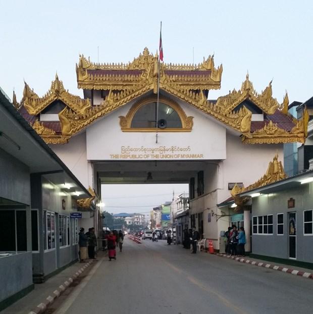 Le commerce frontalier entre le Myanmar et la Thailande depasse le milliard de dollar hinh anh 1