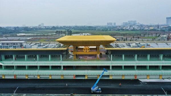 La piste de F1 Vietnam porte le nom de la capitale hinh anh 1