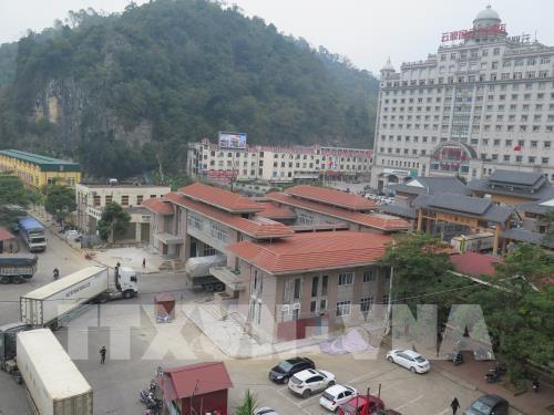 Lang Son retablit les activites commerciales transfrontalieres des habitants locaux hinh anh 1