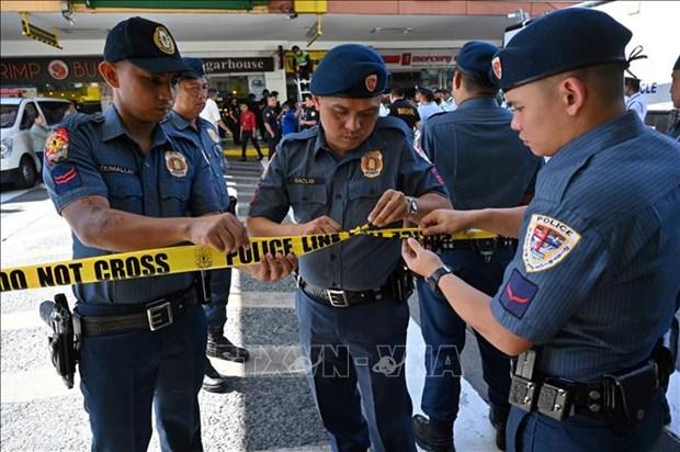 Philippines: des dizaines de personnes prises en otage a Manille hinh anh 1