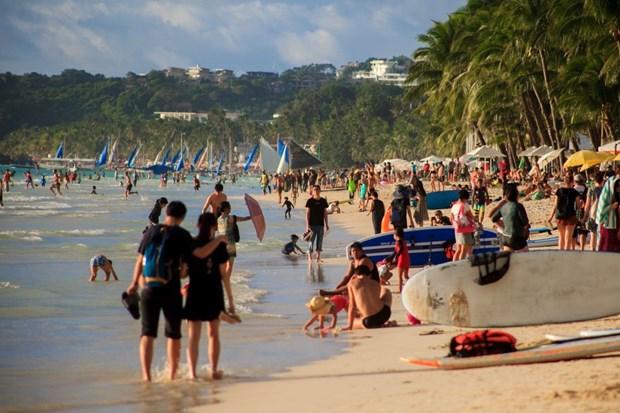 Philippines: un record de revenus touristiques hinh anh 1