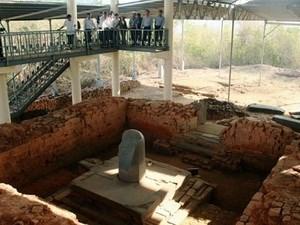 Le site archeologique de Cat Tien va livrer ses mysteres hinh anh 1