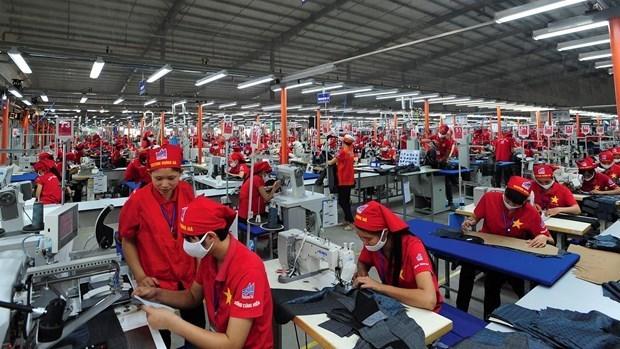 Textile-habillement : le Vietnam exporte pour 5,3 milliards de dollars hinh anh 1