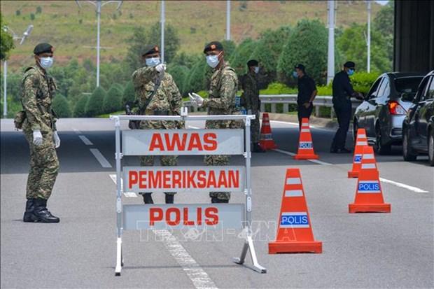 COVID-19: la Malaisie prolonge le confinement global jusqu'au 14 avril hinh anh 1