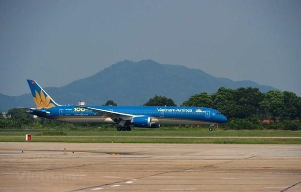 Vietnam Airlines limite ses vols vers Da Nang en raison de la nouvelle politique de confinement hinh anh 1