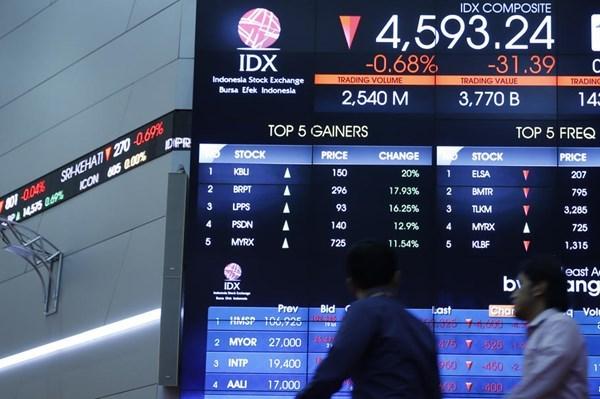 L'Indonesie fusionnera les petites banques en difficulte hinh anh 1