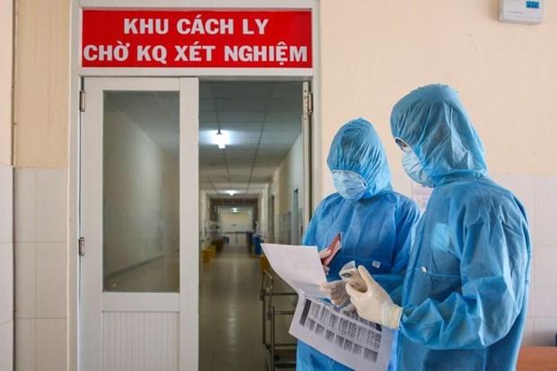 Deux nouveaux cas de COVID-19 gueris a Ho Chi Minh-Ville hinh anh 1