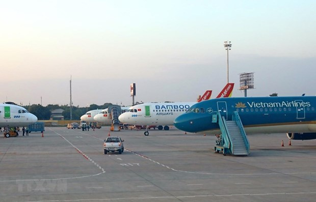 1er trimestre : Le transport via les ports maritimes augmente mais le transport aerienne diminue hinh anh 1