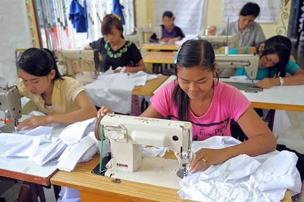 Les entreprises europeennes demandent a l'UE de reporter le retrait de l'EBA pour le Cambodge hinh anh 1