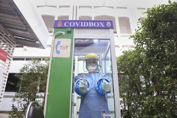 COVID-19 : La Thailande installe des