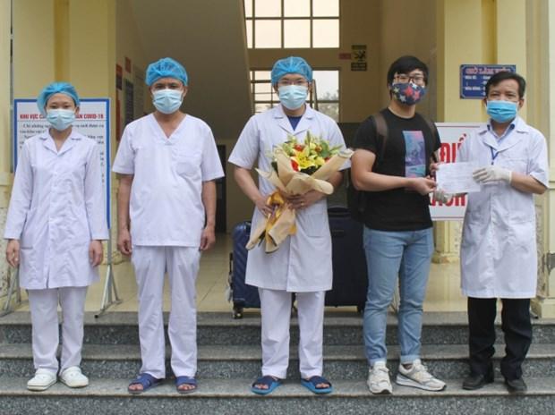 COVID-19 : douze nouveaux patients annonces gueris hinh anh 1