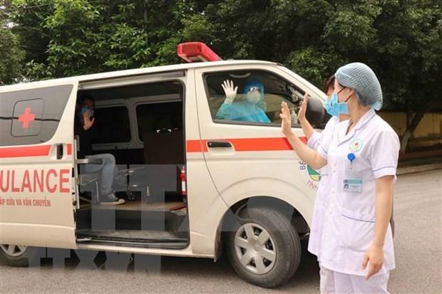 COVID-19 : Mise en quarantaine des experts etrangers venus a Bac Ninh pour travailler hinh anh 1