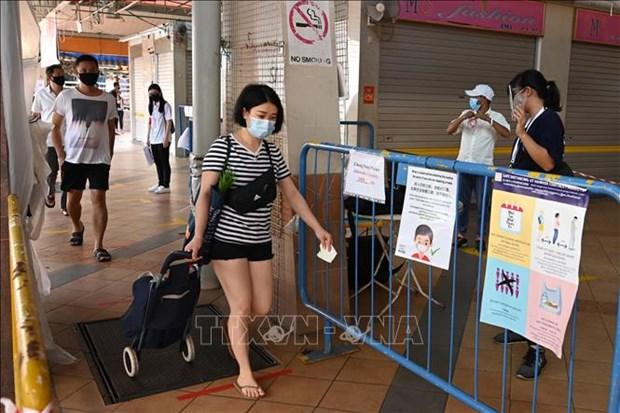 COVID-19 : situation dans certains pays en Asie du Sud-Est hinh anh 1