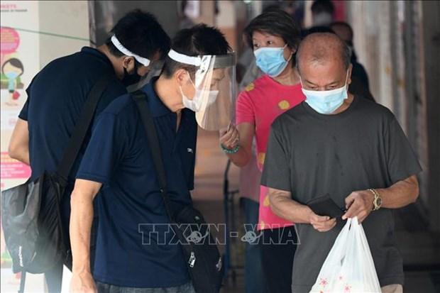 COVID-19 : Singapour rencontre des difficultes dans le controle de l'epidemie hinh anh 1